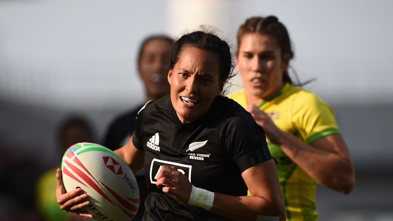 World Series Rugby Sevens New Zealand Beat Australia At Langford