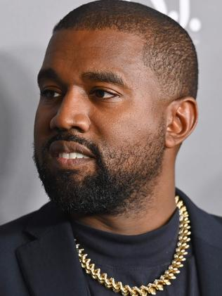 Kanye's former bodyguard said he'd never heard of Carrigan. Picture: AFP.
