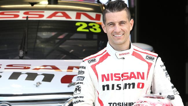 Supercars Michael Caruso Nissan Contract Daily Telegraph