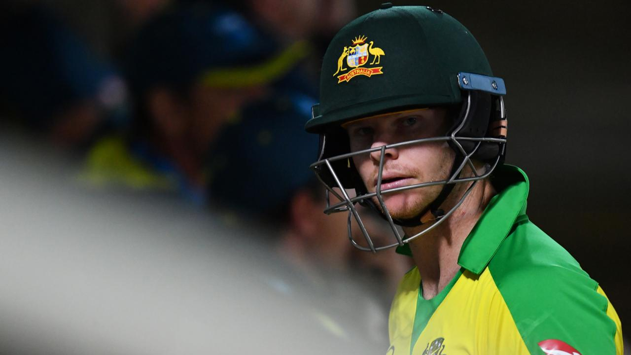 Steve Smith has sat out the past two ODIs.