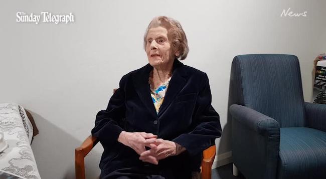 NSW woman Agnes Wilson turns 106