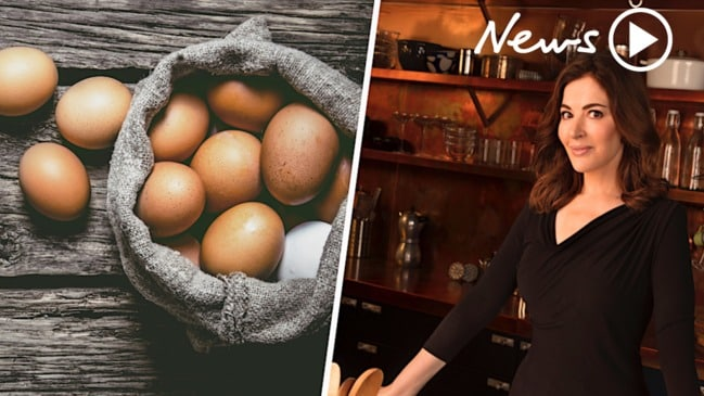 Nigella's life changing egg hack