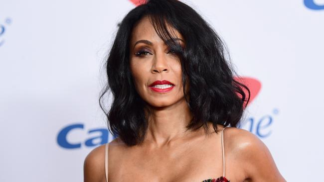 Jada Pinkett Smith has gotten candid about her sex life. Picture: Emma McIntyre/Getty Images for iHeartMedia