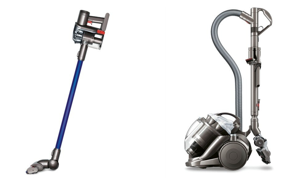 Dyson vacuums on sale at ALDI