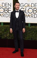 Joel Edgerton attends the 74th Annual Golden Globe Awards at The Beverly Hilton Hotel on January 8, 2017 in Beverly Hills, California. Picture: AFP