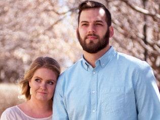 Jonathan Patterson and Cady. Photo: Matthew Hintz
