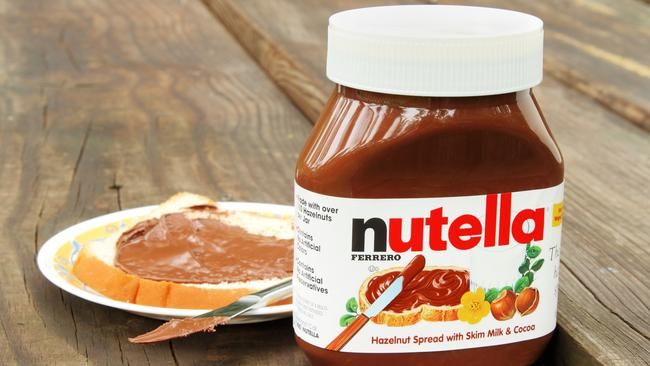 And world-famous Nutella spread. Picture: iStock
