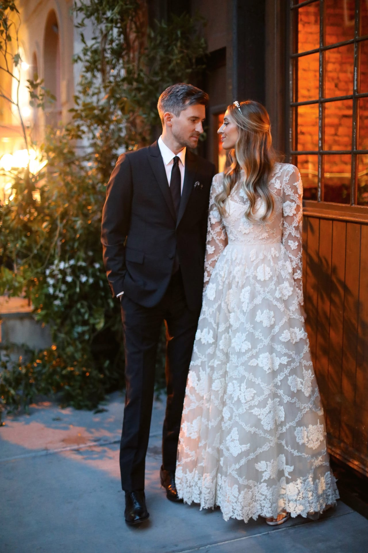 Inside a New York wedding where the bride wore three Valentino dresses