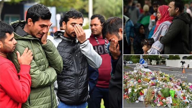 Christchurch Mosque Shooting Australian Gunman Uploaded: Christchurch Mosque Shooting: New Zealand Mobilises In