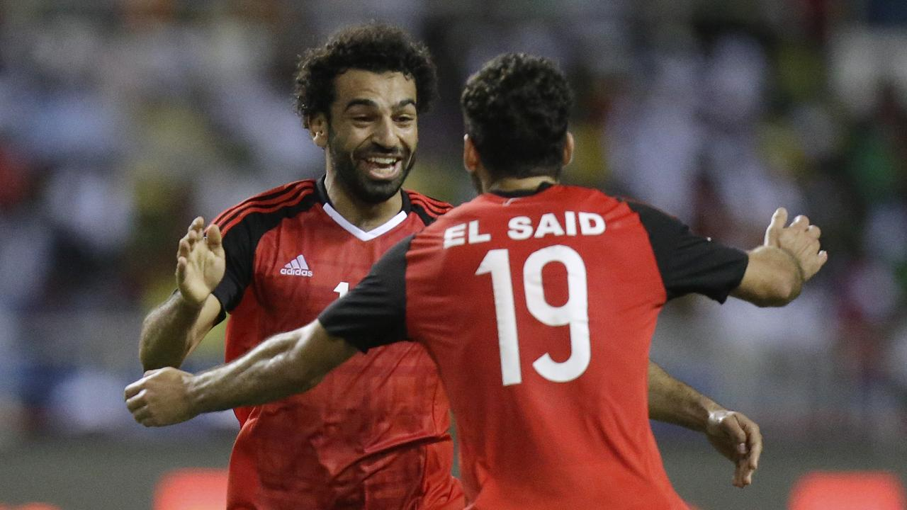 Salah is set to play for the Egyptians agains Uruguay.