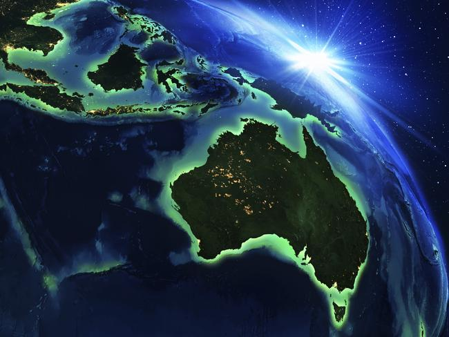 With an unpredictable US and an increasingly aggressive China, Australia's military security is no longer guaranteed.