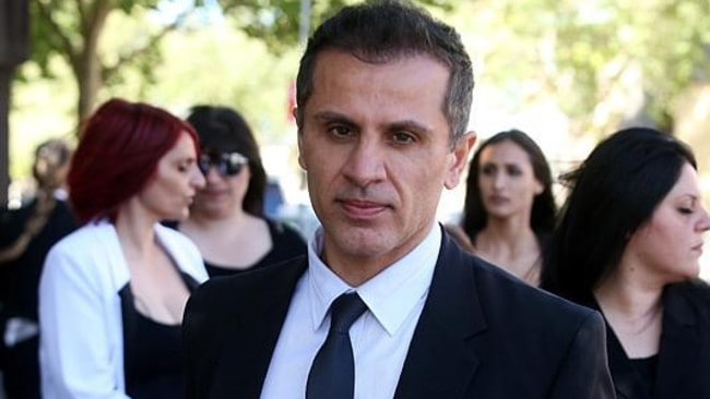 One-time corporate high flyer Simon Gittany (above) will be in prison until at least 2031. Picture: News Corp.