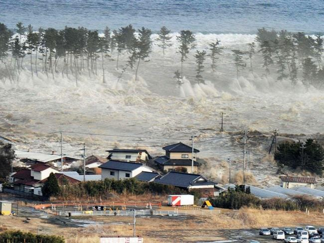 Will a tsunami wipe us out?