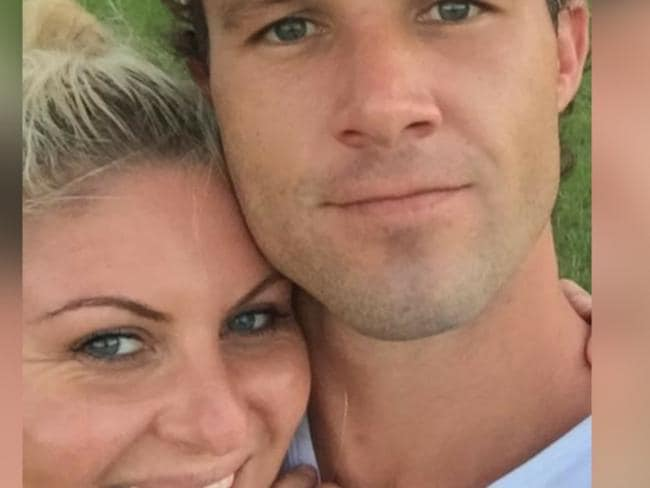 Lance Michael Pearce, 34, of St Clair in western Sydney, has been found dead after being charged with attempted murder of his ex-girlfriend Blair Dalton. Picture: Facebook