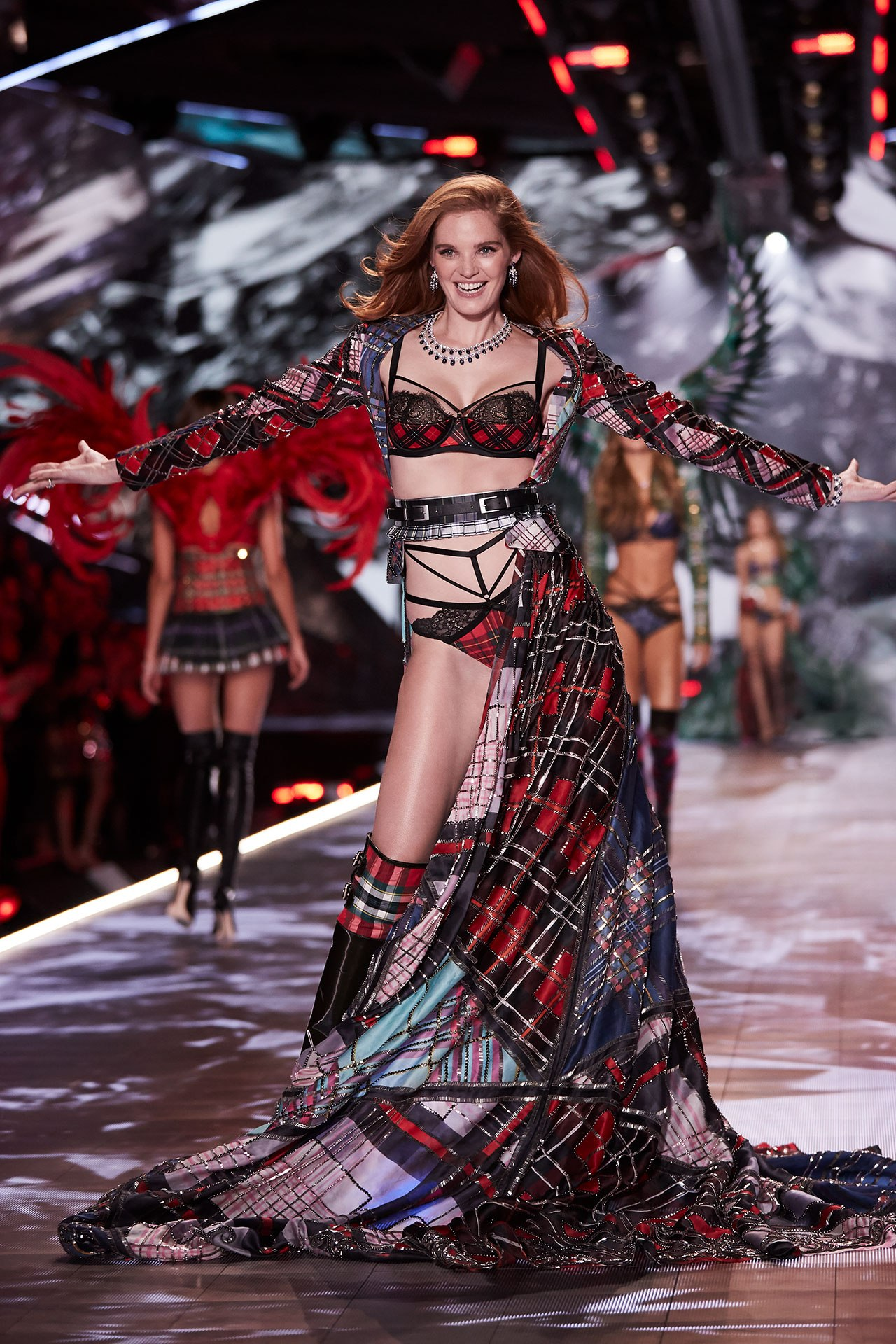 Alexina Graham is now a Victoria's Secret Angel!