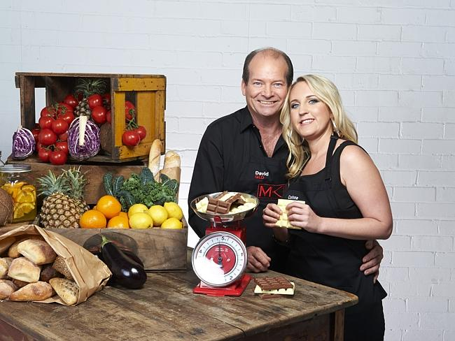 My Kitchen Rules  The Captain And Corinne
