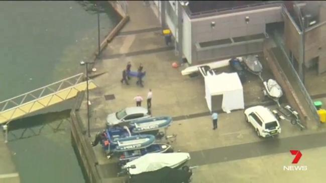 Body found in the water near Sydney's Opera House