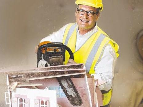 Destroy your home loan with David Koch's handy tips. Picture: Bradley Hunter