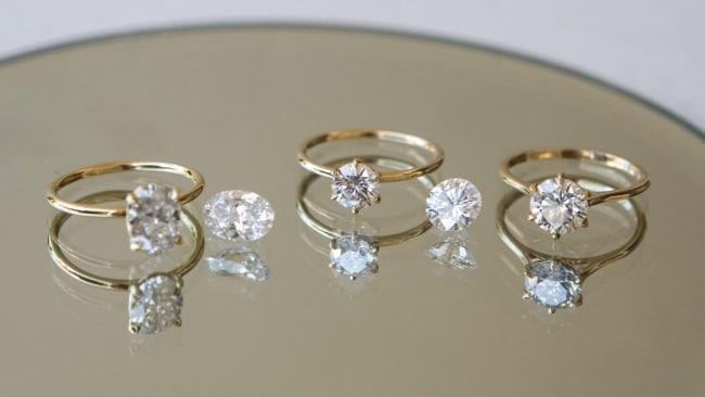 Can't believe it's not diamonds. Image: Supplied/Louise Jean