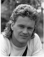 Actor Craig McLachlan in 1990.