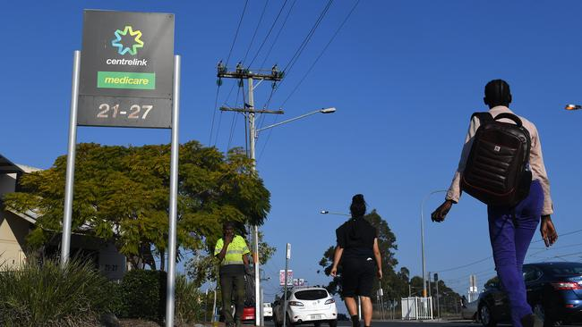 A campaign is under way to urgently increase Newstart and to change the framework surrounding it. Picture: AAP