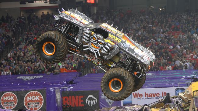 Tom Meents lands double backflip in a monster truck | For ... |Tom Meents Monster Truck Driver