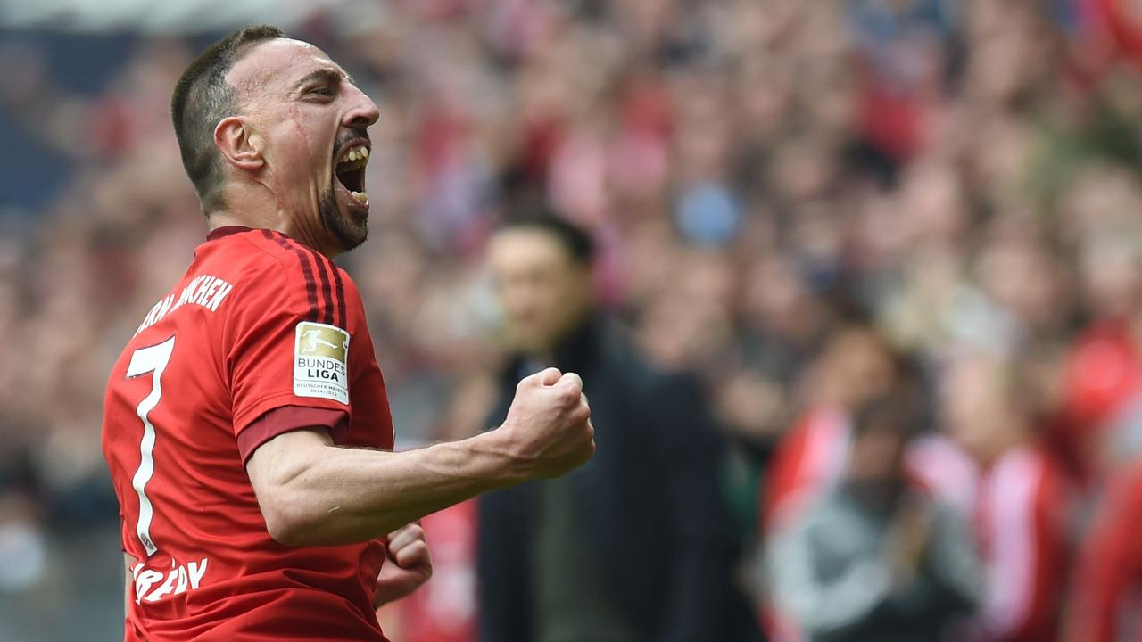 Surely not! Western Sydney Wanderers are hoping to lure Bayern Munich's French midfielder Franck Ribery to Australia.