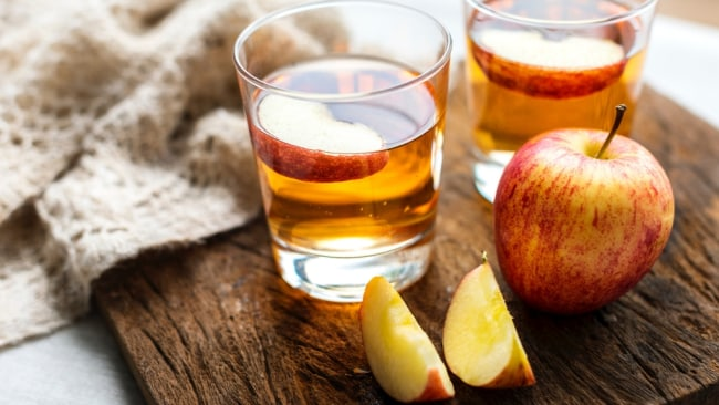 Apple cider vinegar is not for everyone. Source: iStock.