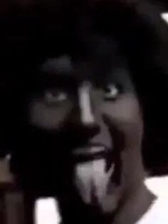 Grab from video of Justin Trudeau dancing in blackface. Picture: Supplied