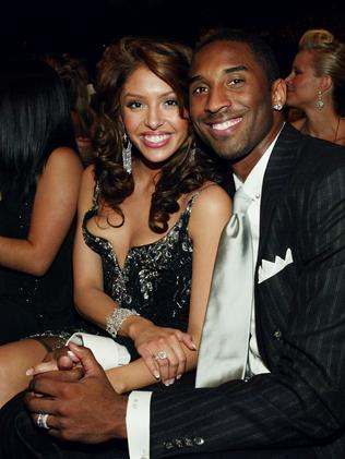 Vanessa and Kobe.