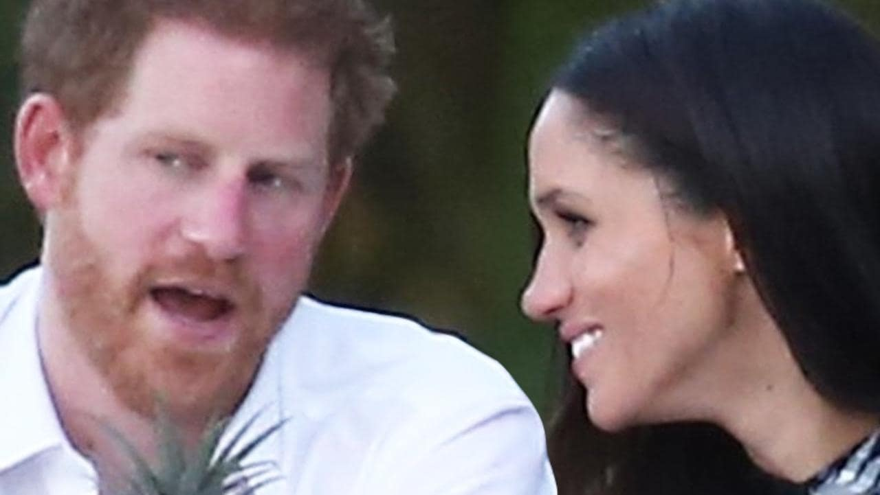 *PREMIUM-EXCLUSIVE* Prince Harry and Meghan Markle attend a wedding In Jamaica
