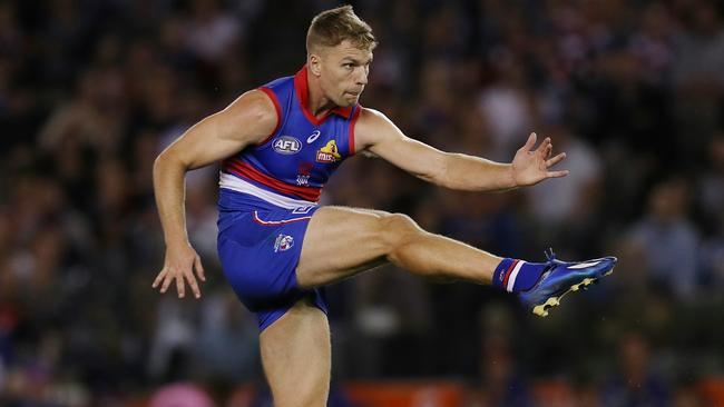 Jake Stringer is bound for Essendon. Picture: Michael Klein.