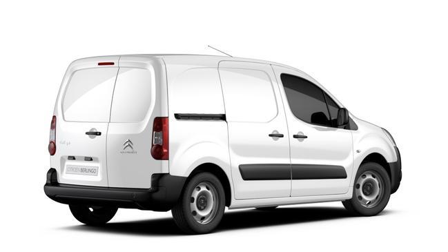 Cars for small businesses under $30,000: Citroen Berlingo.