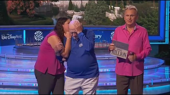 Wheel of Fortune family miss out on $1 million