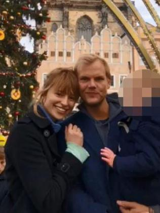 Avicii was reportedly in a secret relationship with model Tereza Kacerova. Photo: Instagram
