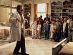 Robin Williams in 1999 film 'Patch Adams'. Picture: Supplied