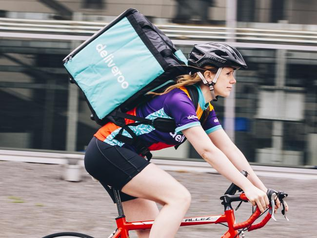 Labor promises better treatment for food delivery riders.