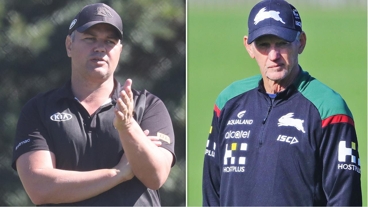 Wayne Bennett V Anthony Seibold Rabbitohs Coach Out To Inflict More Misery On Broncos The Courier Mail