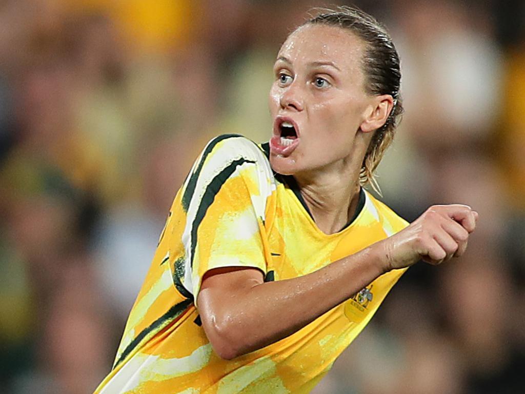 Women's Olympic Football Tournament Qualifier - Australia v China PR