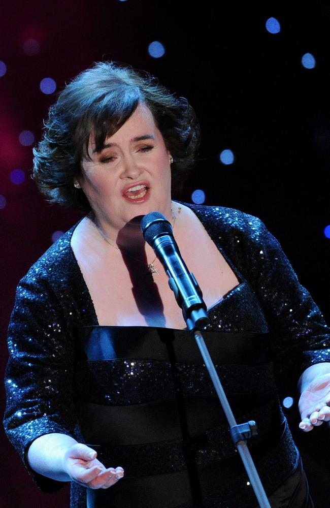 Susan Boyle is back with a new album after several years out of the public eye.