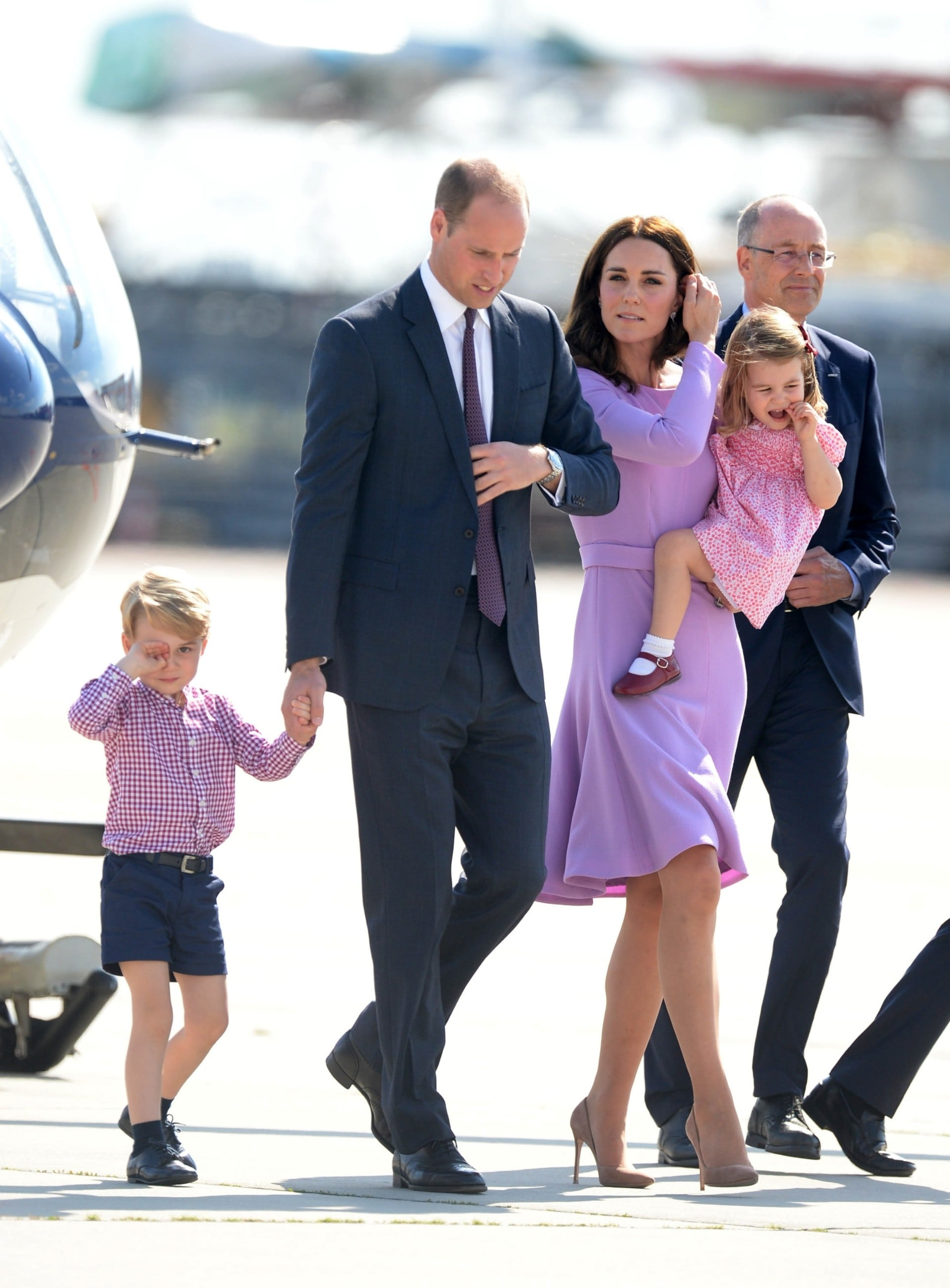 Kate middleton baby pictures