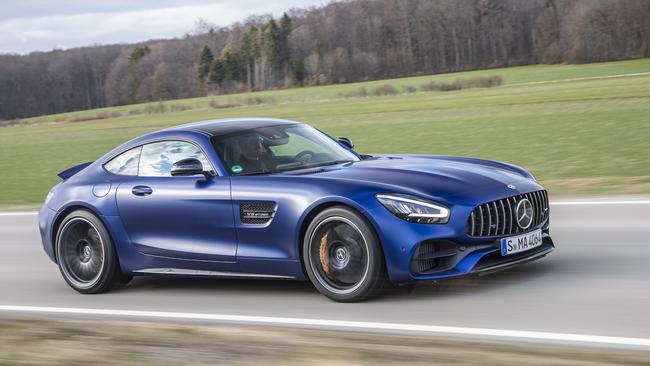 The flagship Mercedes-AMG GT is also likely to ditch rear-wheel drive.