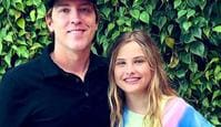 Anna Nicole Smith's daughter Dannielynn gives rare interview alongside dad Larry Birkhead.