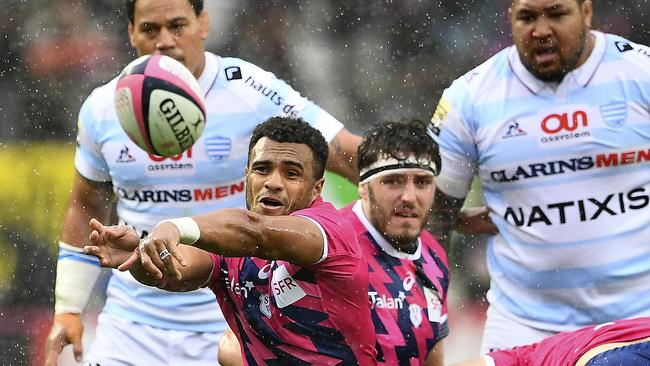 Stade Francais' Australian scrum-half Will Genia will return home next week ahead of the June Tests.