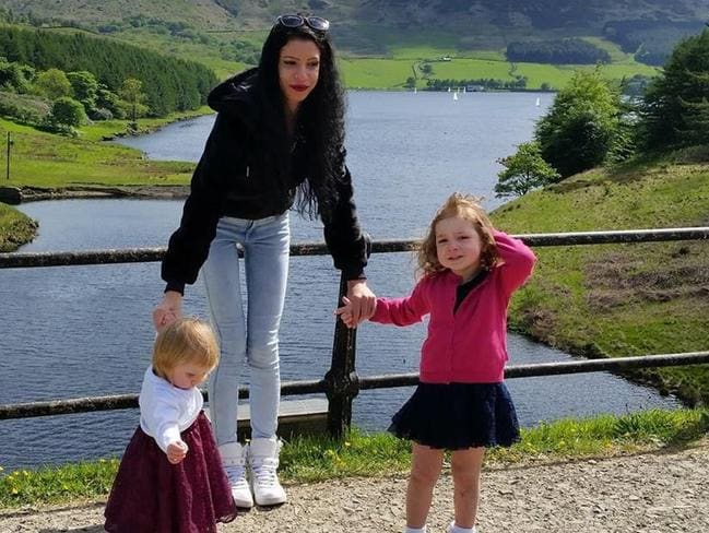Samira Lupidi was found guilty of murdering her daughters Jasmine and Evelyn.