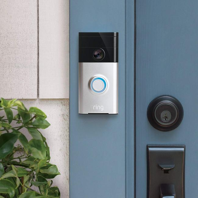 Amazon bought Ring last year for more than $1.4 billion. The company makes home security cameras and doorbells that access the internet to back up footage and let you monitor your smartphone, but this also makes them open to hacking.