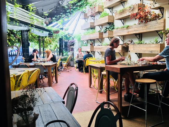 The Silly Tart Kitchen in Potts Point. Picture: Supplied