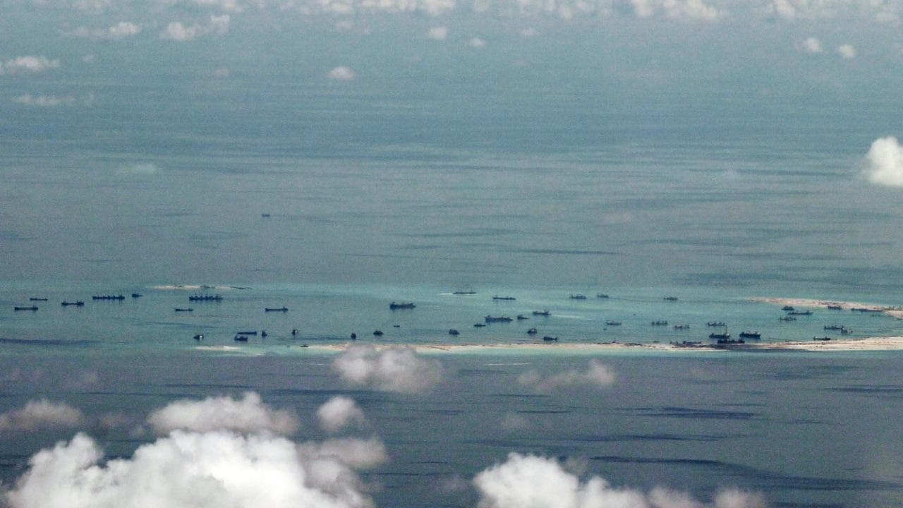 Capital Journal: Growing Tensions in the South China Sea