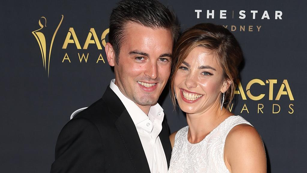 Image result for brooke satchwell and david gross