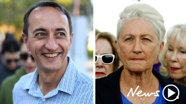 Wentworth: Kerryn Phelps concedes defeat to Dave Sharma